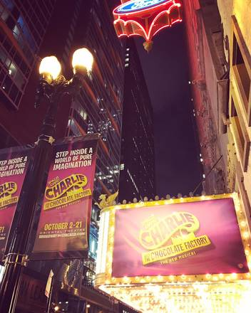 Ford Center for the Performing Arts, Oriental Theatre best fried chicken in chicago;