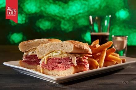 Tilted Kilt Pub & Eatery-Chicago best greek in chicago;