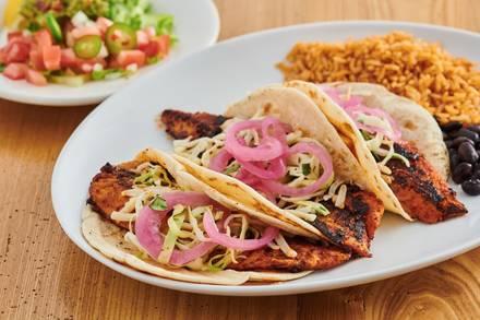 Burrito Beach - Lasalle best greek in chicago;