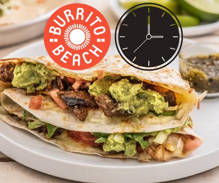 Burrito Beach - Lasalle best ramen in chicago;