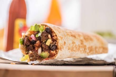 Burrito Beach - Lasalle best restaurant chicago;