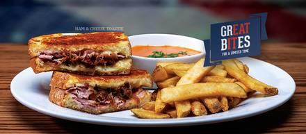 Elephant & Castle - West Adams best fried chicken in chicago;