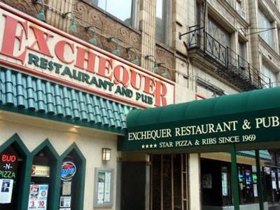 Exchequer Restaurant & Pub best chicago rooftop restaurants;