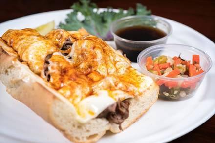 Exchequer Restaurant & Pub best greek in chicago;