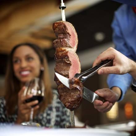 Fogo de Chao Top 10 Steakhouse;