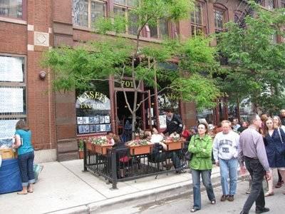 Kasey's Tavern best chicago rooftop restaurants;