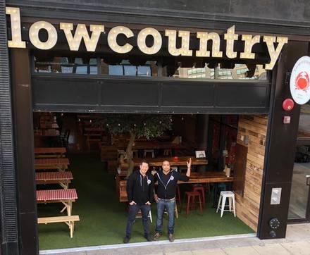 Lowcountry (South Loop) best german restaurants in chicago;
