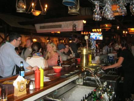 Monk's Pub best restaurant in chicago;