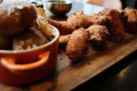 Porter Kitchen & Deck best comfort food chicago;