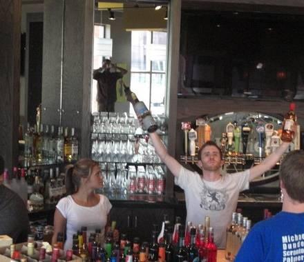 Bar 10 Doors best chicago rooftop restaurants;