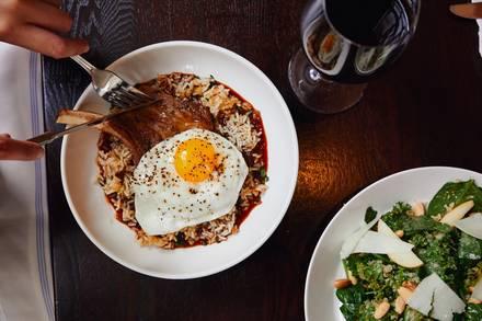 Bernie's Lunch & Supper best ramen in chicago;