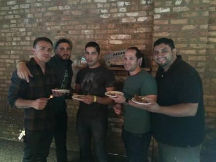 G Cue Billiards and Restaurant best german restaurants in chicago;