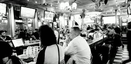 Hawkeye's Bar & Grill best german restaurants in chicago;