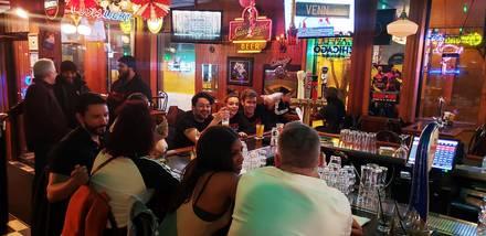 Hawkeye's Bar & Grill best french bistro chicago;