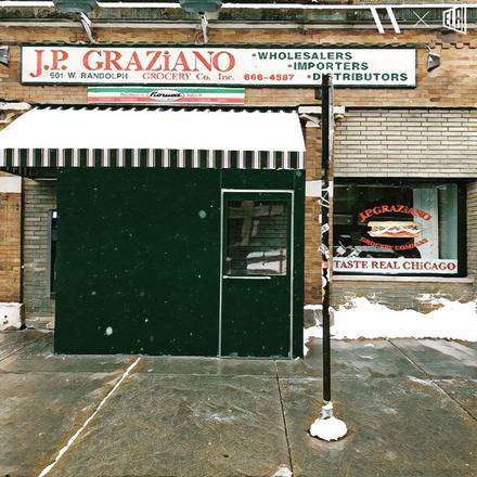 J.P. Graziano Grocery best greek in chicago;