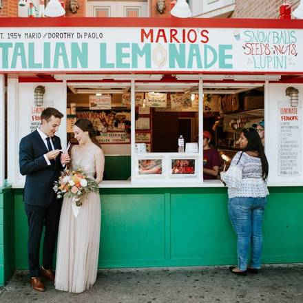Mario's Italian Lemonade best comfort food chicago;