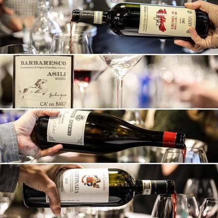 Perman Wine Selections best italian restaurant in chicago;