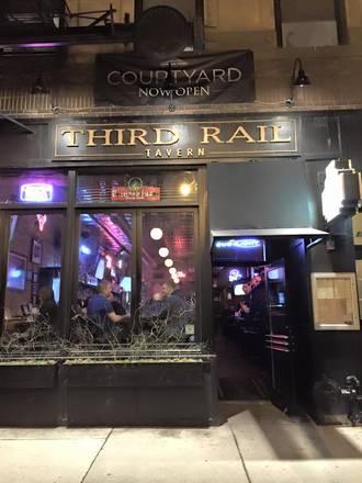 Third Rail Tavern best german restaurants in chicago;