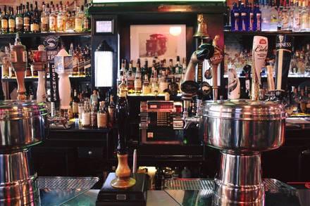 Third Rail Tavern best greek in chicago;