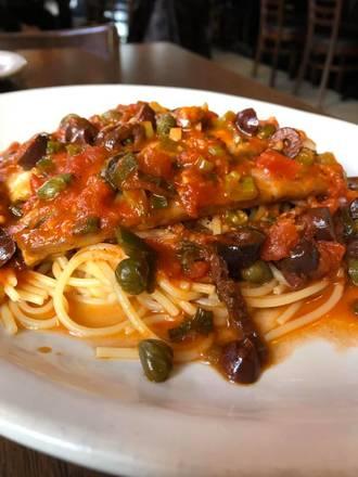Tufano's Vernon Park Tap best italian restaurant in chicago;