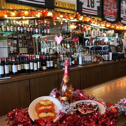 Tufano's Vernon Park Tap best german restaurants in chicago;