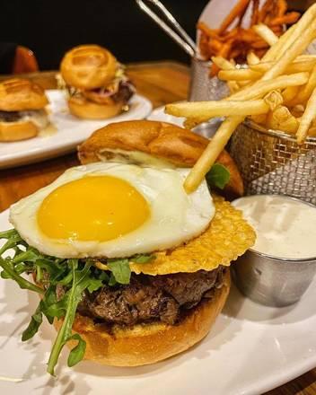 Umami Burger - West Loop best greek in chicago;