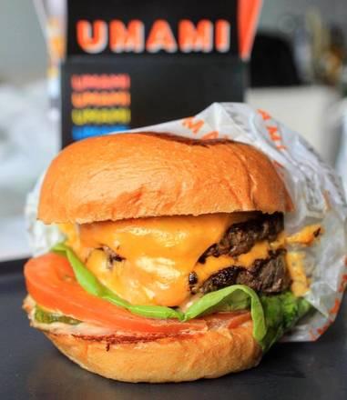 Umami Burger - West Loop best restaurant chicago;