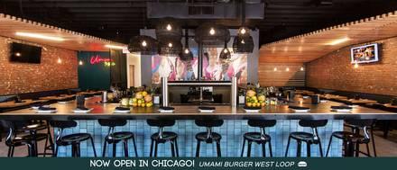 Umami Burger - West Loop best fried chicken in chicago;