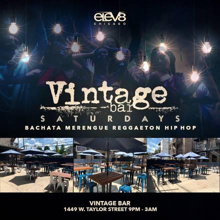 Vintage Lounge best french bistro chicago;