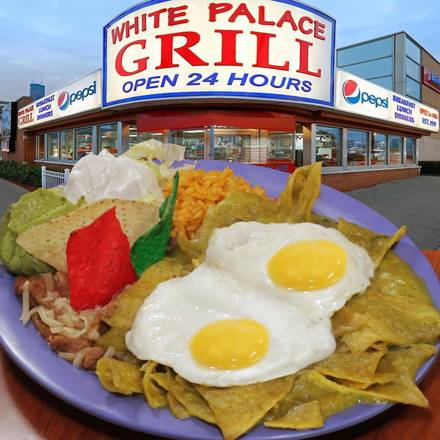 White Palace Grill best fried chicken in chicago;