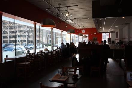 Bridgeport Coffee House best chicago rooftop restaurants;