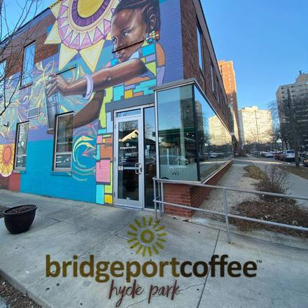 Bridgeport Coffee House best greek in chicago;
