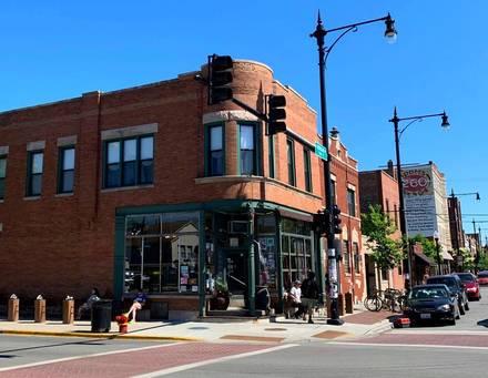 Bridgeport Coffee House best german restaurants in chicago;