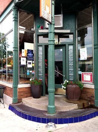 Bridgeport Coffee House best french bistro chicago;