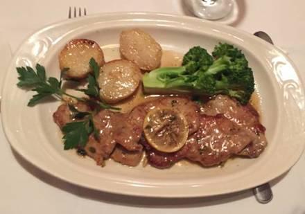 Bruna's Ristorante best italian restaurant in chicago;