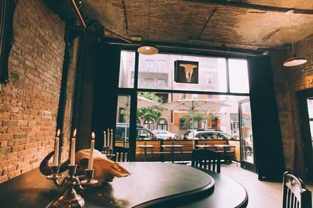 Tack Room best italian restaurant in chicago;