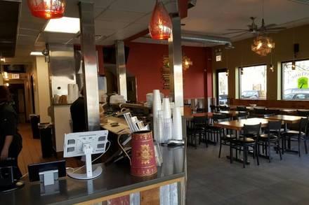 Zaytune Mediterranean Grill best french bistro chicago;