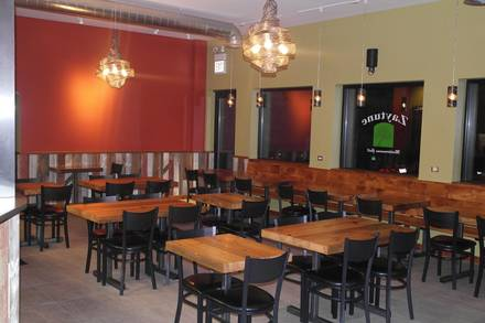 Zaytune Mediterranean Grill best greek in chicago;