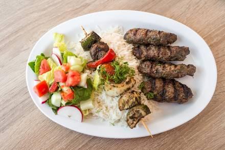 Zaytune Mediterranean Grill best german restaurants in chicago;