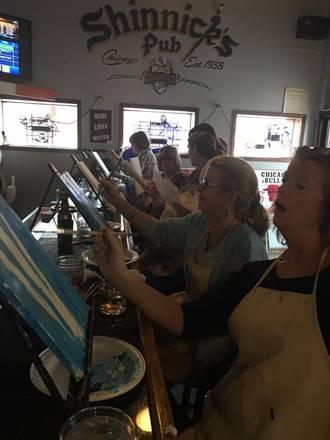 Shinnick's Pub best italian restaurant in chicago;