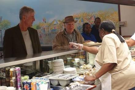 Valois Restaurant best ramen in chicago;