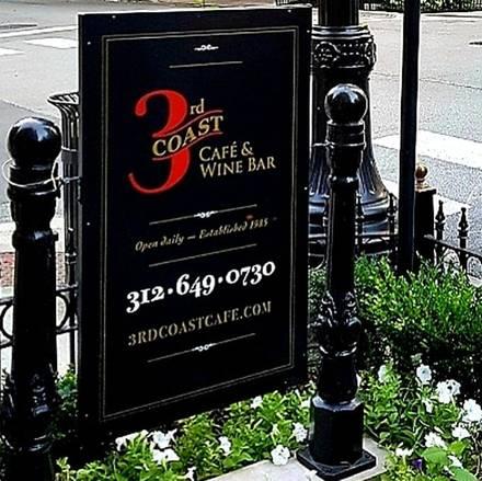 3rd Coast Cafe & Wine Bar best german restaurants in chicago;