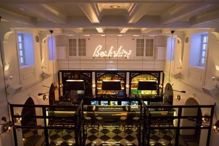 Berkshire Room best restaurants in chicago loop;