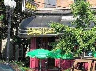 Burton Place best restaurant chicago;