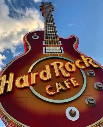 Hard Rock Café - Chicago best greek in chicago;