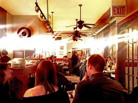Old Jerusalem Restaurant best french bistro chicago;