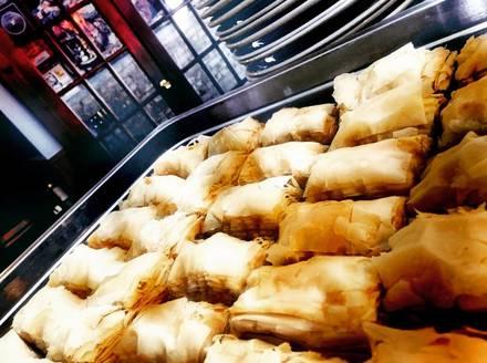 Old Jerusalem Restaurant best fried chicken in chicago;