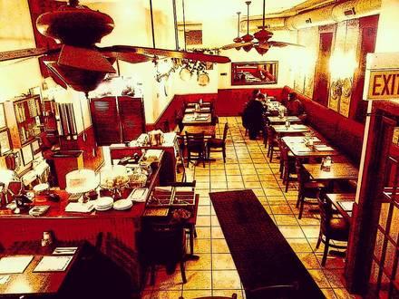 Old Jerusalem Restaurant best german restaurants in chicago;