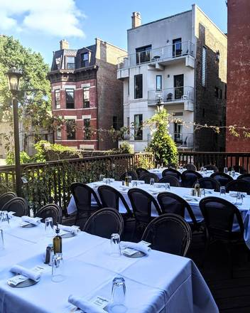 Orso's best german restaurants in chicago;