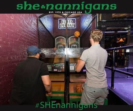 Shenannigans House of Beer best comfort food chicago;